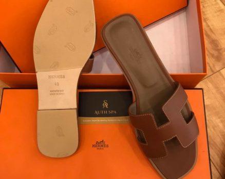 Dán đế giày dép Hermes 20