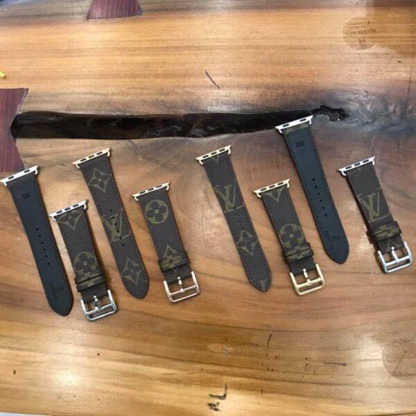 Dây đồng hồ Louis Vuitton Handmade 1
