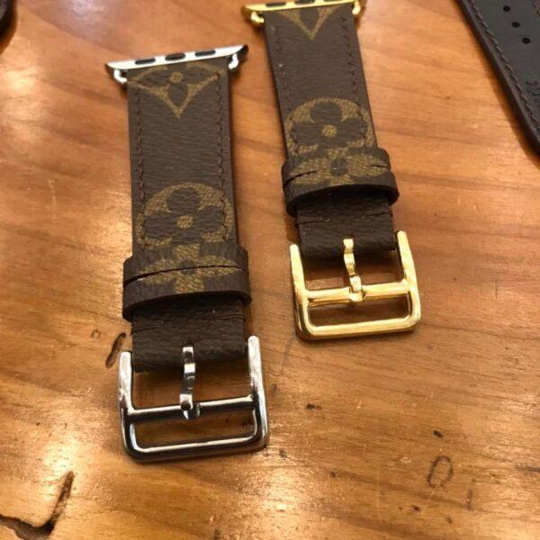 Dây đồng hồ Louis Vuitton Handmade 3