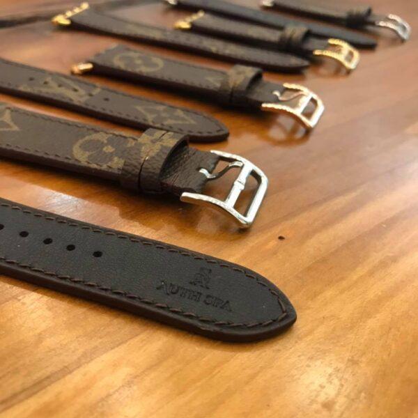 Dây đồng hồ Louis Vuitton Handmade 2