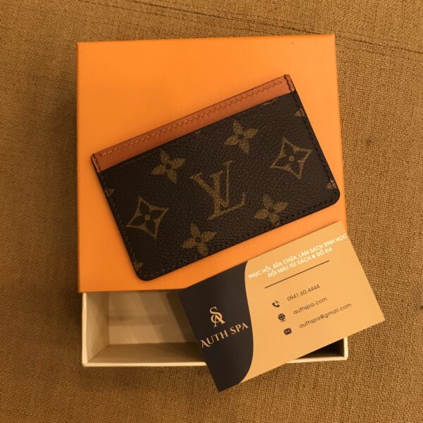 Ví Đựng Card LV ( Card Holder Louis Vuitton ) 5