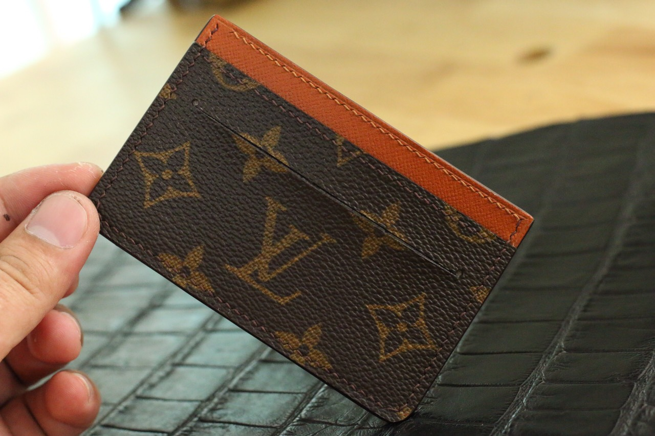 Ví Đựng Card LV ( Card Holder Louis Vuitton ) 11