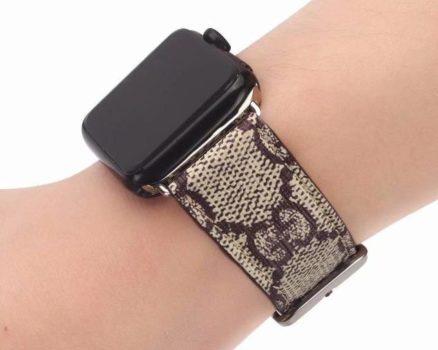 Dây đồng hồ Gucci cho Apple Watch 3