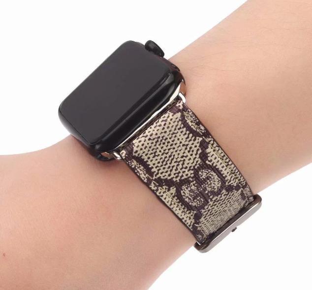 Dây đồng hồ Gucci cho Apple Watch 11