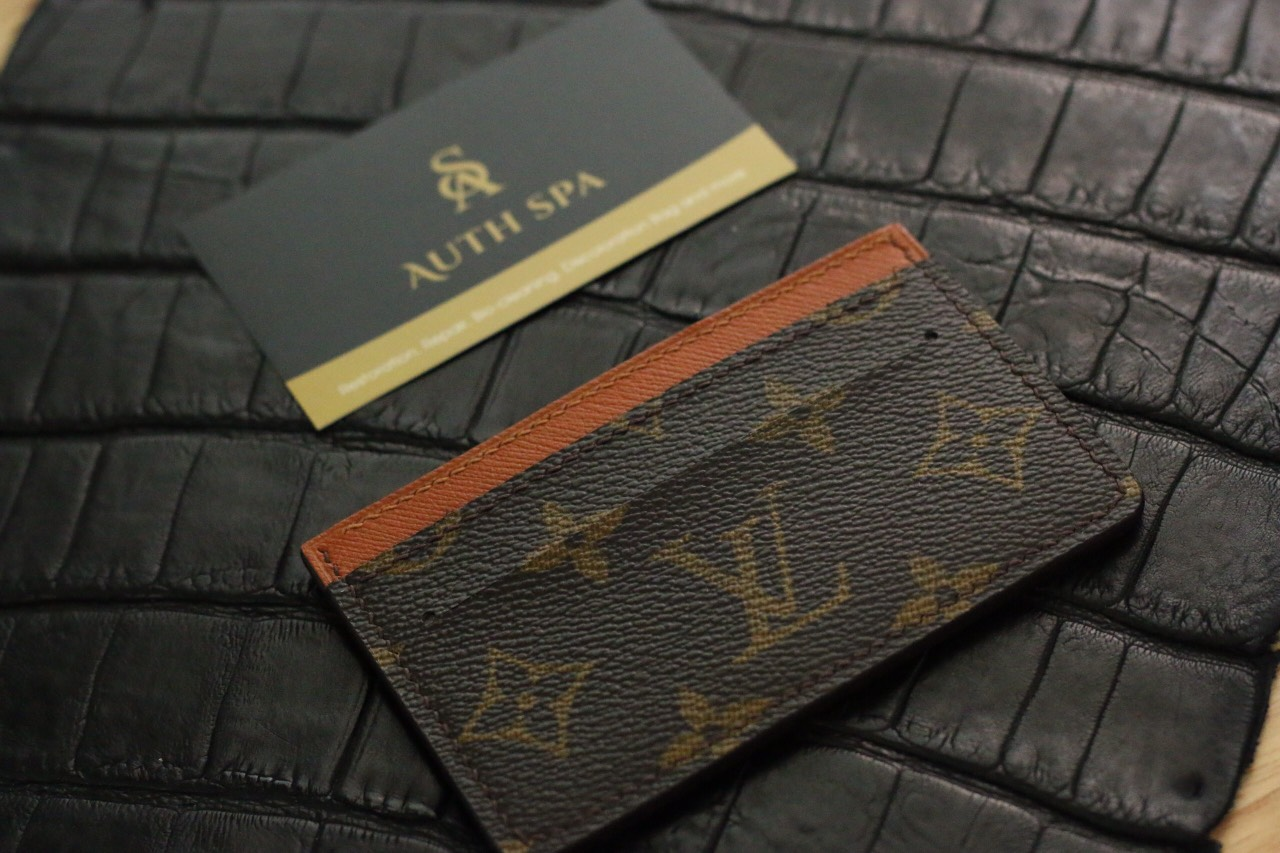 Ví Đựng Card LV ( Card Holder Louis Vuitton ) 9