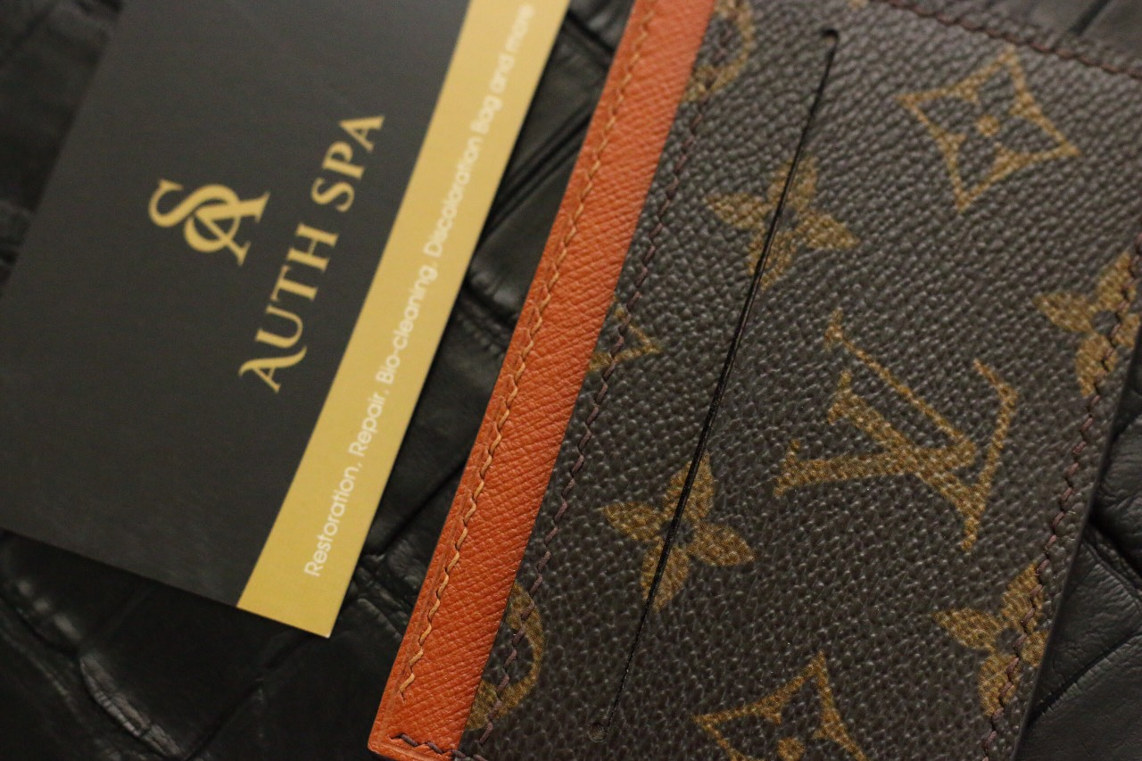 Ví Đựng Card LV ( Card Holder Louis Vuitton ) 8