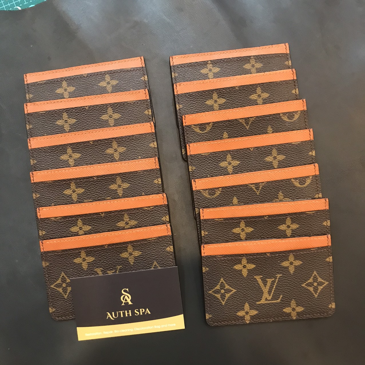 Ví Đựng Card LV ( Card Holder Louis Vuitton ) 15