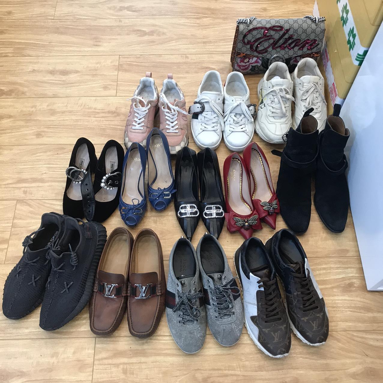 Sửa Chữa Giày Dép Gucci, Chanel, Louis Vuitton, Hermes ... 13