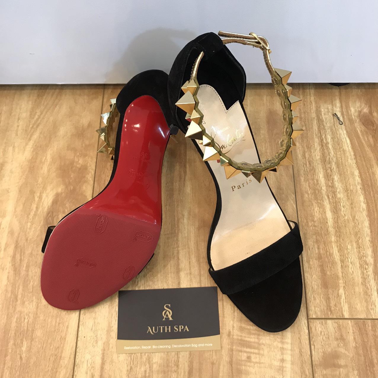 Sửa Chữa Giày Dép Gucci, Chanel, Louis Vuitton, Hermes ... 16