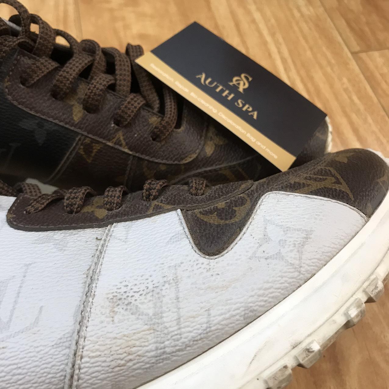 Sửa Chữa Giày Dép Gucci, Chanel, Louis Vuitton, Hermes ... 18