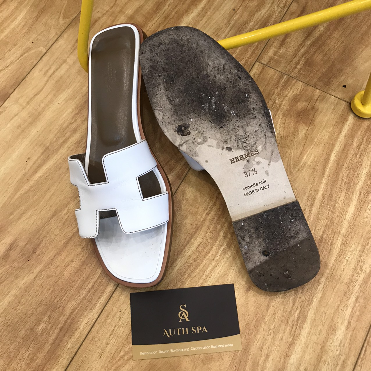 Sửa Chữa Giày Dép Gucci, Chanel, Louis Vuitton, Hermes ... 5