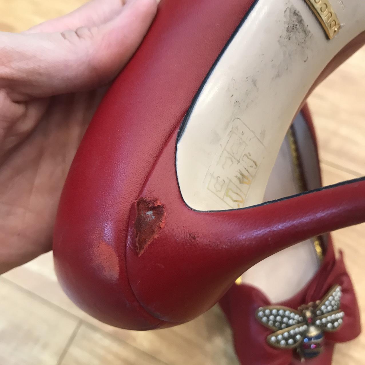Sửa Chữa Giày Dép Gucci, Chanel, Louis Vuitton, Hermes ... 9