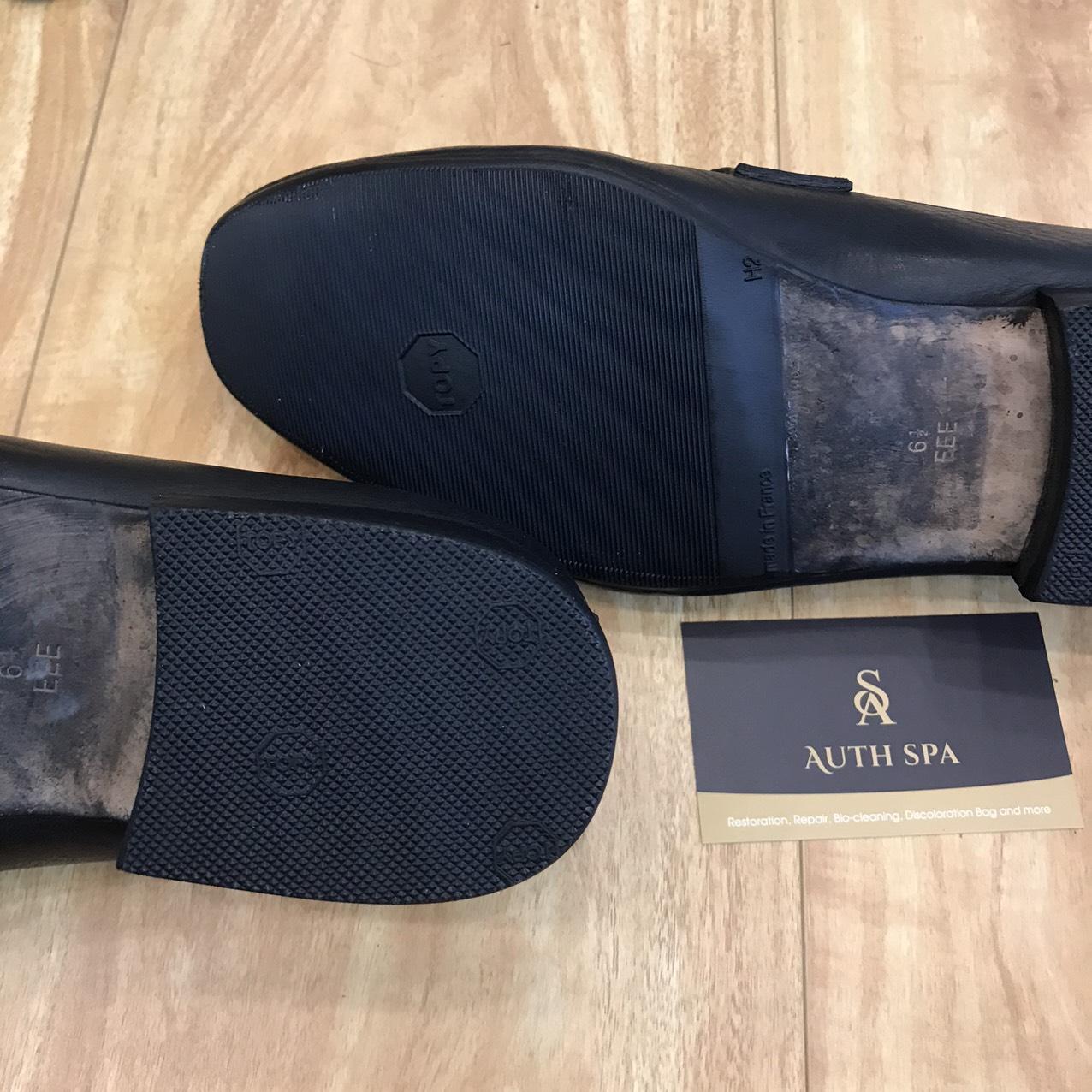 Đắp đế giày dép 16