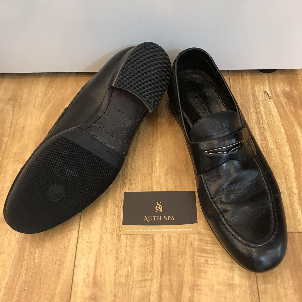 Đắp đế giày dép 5