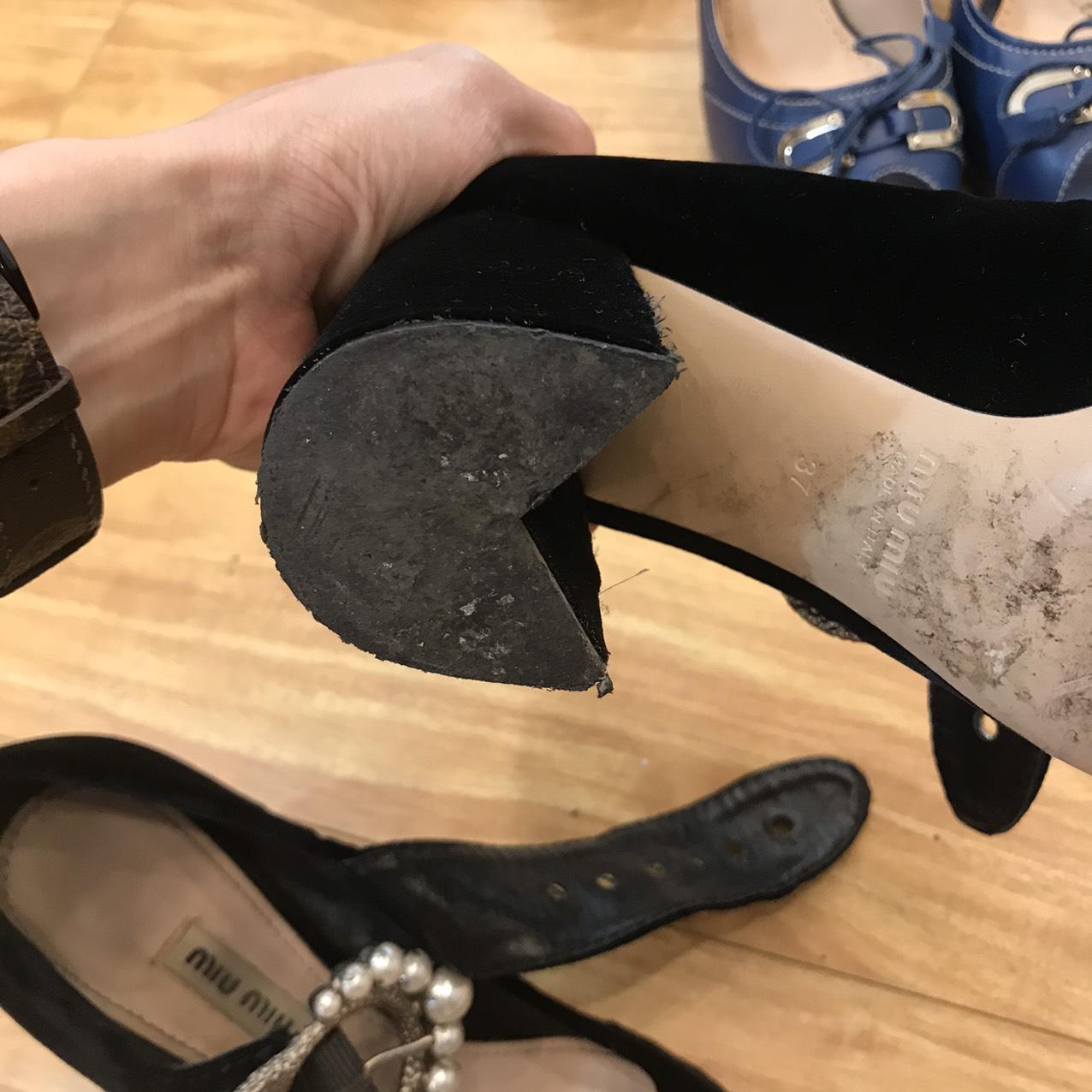 Đắp đế giày dép 36