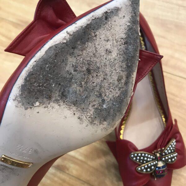 Đắp đế giày dép 1