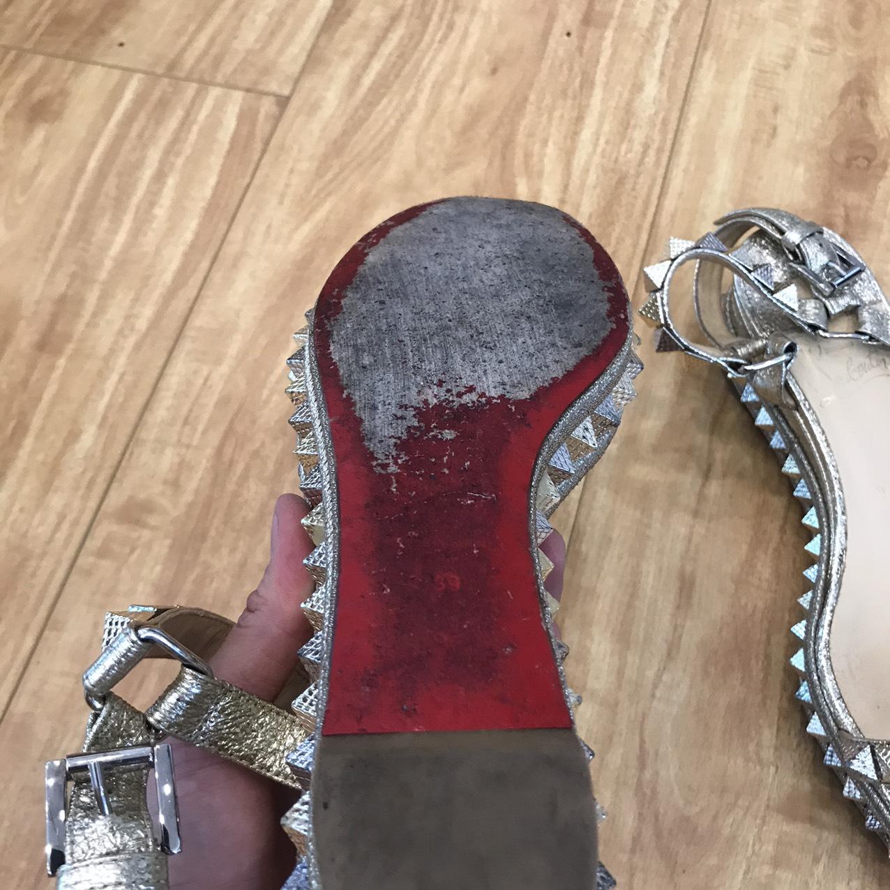 Đắp đế giày dép 28