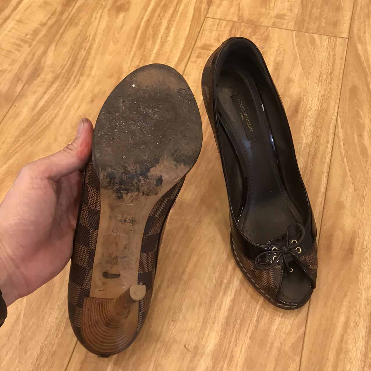 Đắp đế giày dép 27